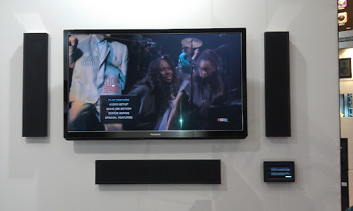 Monitor Audio Shadow 25 Black