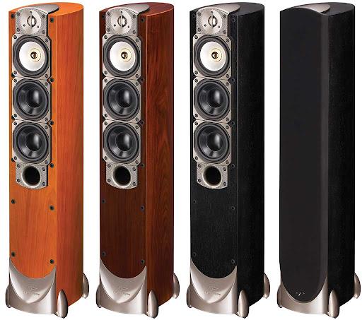 Paradigm studio 60 2 1 2way floor standing speaker pure for 12 inch floor standing speakers